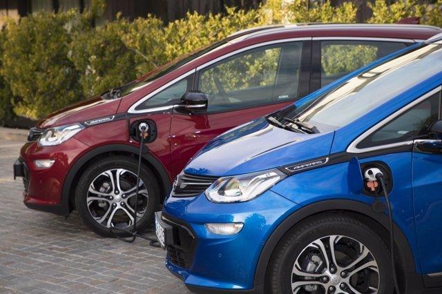 Vehículo eléctrico, coche eléctrico Opel Ampera-e