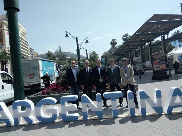 Argentina país invitado malaga gastronomy festival