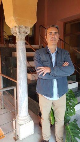 El nuevo director de Medina Azahara, Alberto Javier Montejo