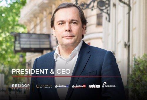 Federico González-Tejera nuevo CEO de Rezidor