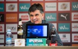 """Mendilibar: """"El Atlético es un equipo grande que juega como uno pequeño"""""""