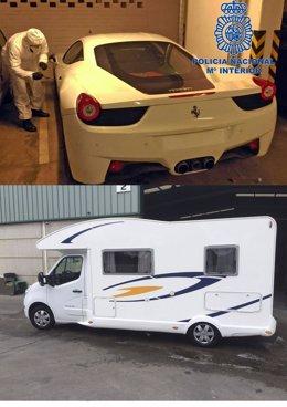 Operación caravana.