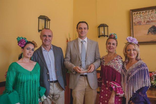 Inpro recibe uno de los Premios Luz de Cibersur