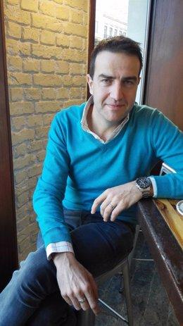 El portavoz de la Plataforma Ahora, Gorka Maneiro