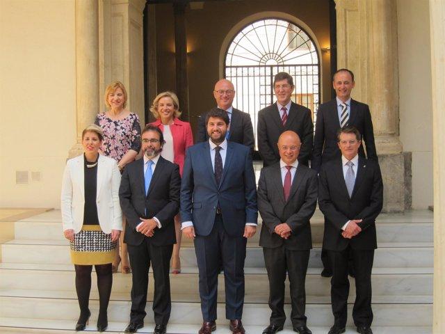 El Consejo De Gobierno De La Región De Murcia