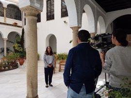 Turismo.-Al Jazeera TV difunde la Fiesta de los Patios en el 5º aniversario como Patrimonio de la Humanidad