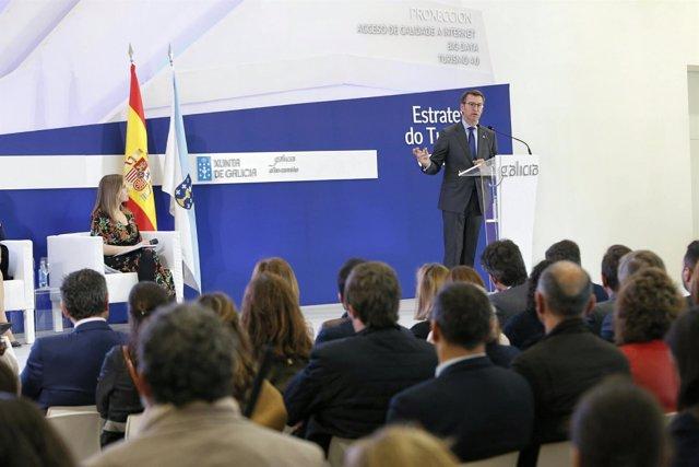 Presentación Estratexia de Turismo de Galicia