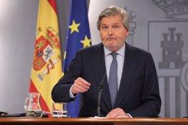 """El Gobierno cree que la Fiscalía actuará si hay """"hechos"""" sobre la compra de urnas para un referéndum en Cataluña"""