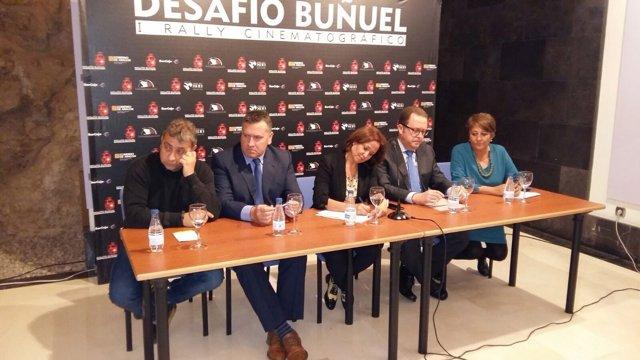 Presentación de la iniciativa 'Desafío Buñuel'