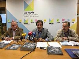 Rueda de prensa sobre el Montepío