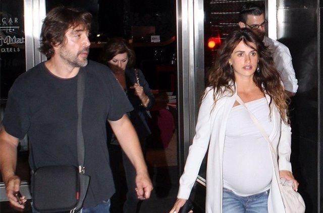 Penélope Cruz y Javier Barden ya son padres