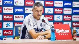 """Escribá: """"Si fuera Real o Athletic pensaría que el Villarreal va a perder en el Camp Nou"""""""