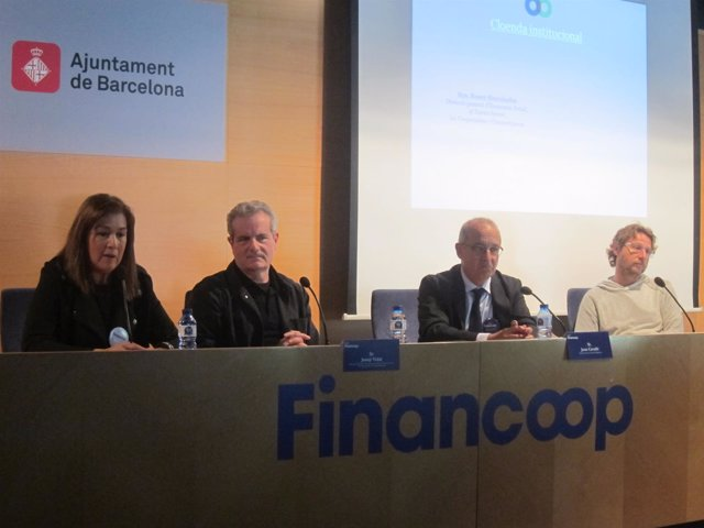 Clausura de la IV Jornada Internacional Financoop