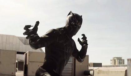 VÍDEO: Así entrena Pantera Negra para luchar contra Erik Killmonger