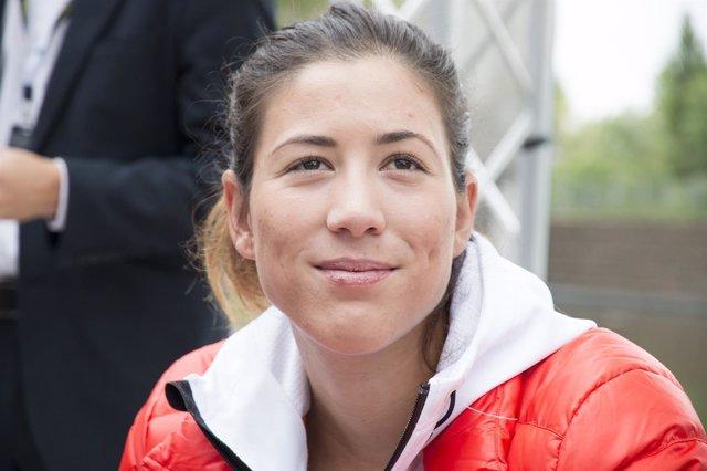 Garbiñe Muguruza, Mutua Madrid Open 2016
