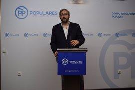 """Víctor Martínez (PP): """"La Región de Murcia está en buenas manos para afrontar con éxito los retos del futuro"""""""