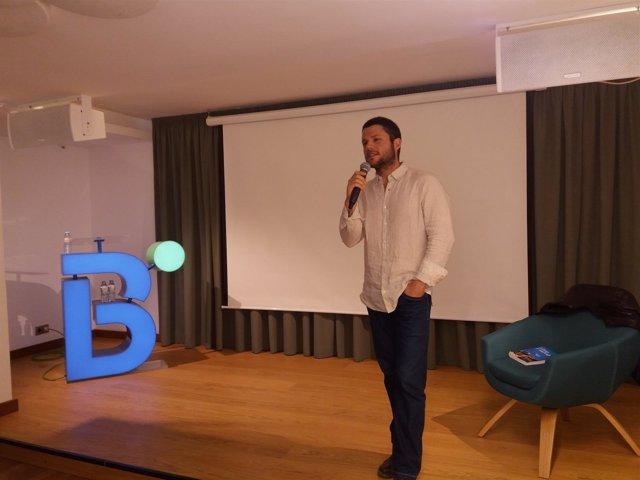 Momento de la presentación