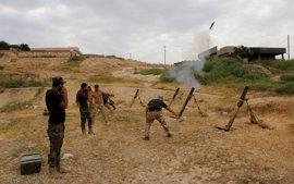 Las fuerzas iraquíes abren un nuevo frente en el noroeste de Mosul aprovechando la debilidad de Estado Islámico