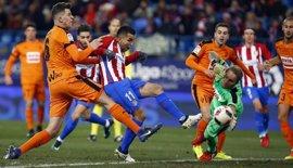 La Liga como remedio para el Atlético