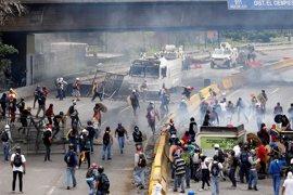 Muere un joven tras las heridas sufridas en las protestas estudiantiles en el estado venezolano de Carabobo