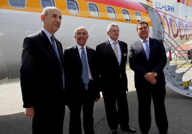 Air Nostrum Recibe ATR 72-600