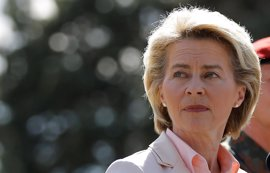 La ministra de Defensa alemana se disculpa por sus críticas al Ejército