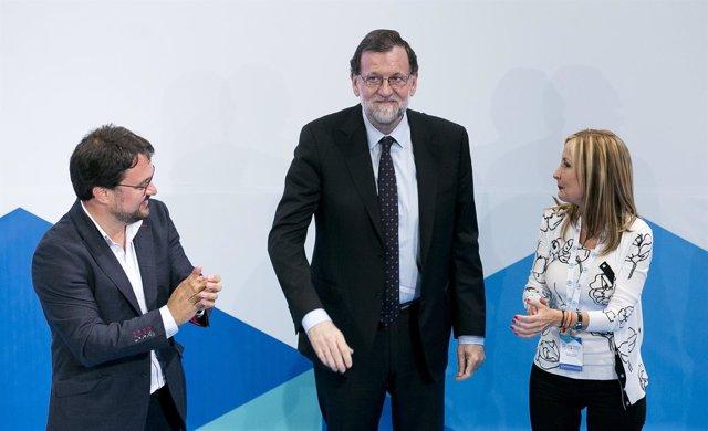 Mariano Rajoy en Las Palmas de Gran Canaria
