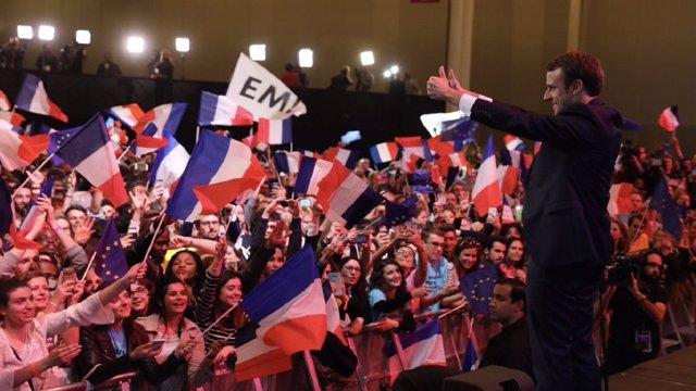 Macron y Le Pen cierran el pase a la segunda vuelta