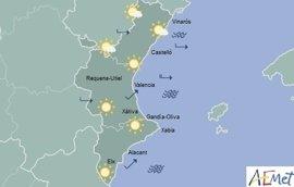 Los termómetros rozan los 30 grados en un caluroso primer sábado de mayo