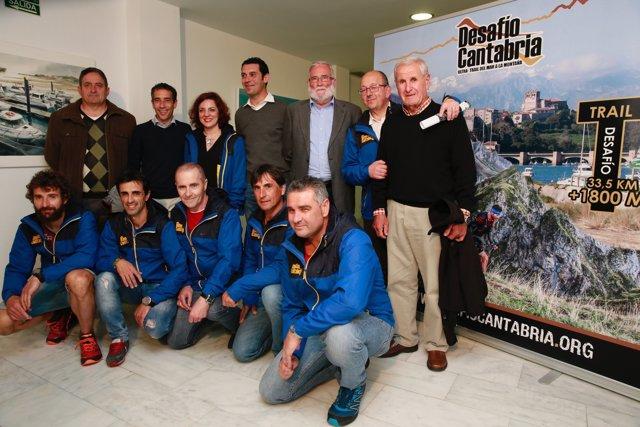 Presentación de Desafío Cantabria