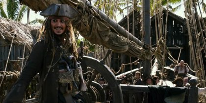 VÍDEO: La saga de Piratas del Caribe, en tres minutos