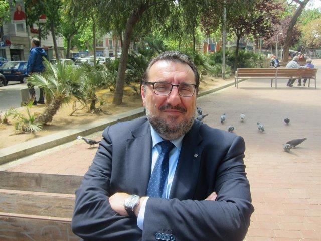 El presidente del Consell Català de FP Jordi Ficapal