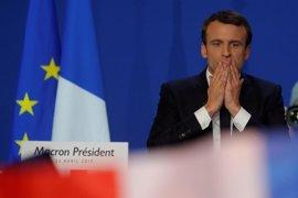 Las autoridades advierten a la prensa de consecuencias penales por difundir información de 'MacronLeaks'