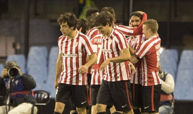 Athletic Club supera al Celta