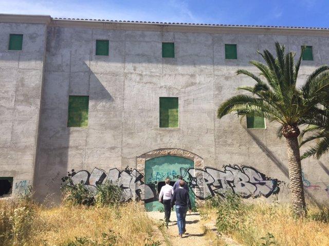 El PI Palma visita Les Cases de Son Ametler del Vivero