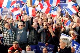 Marine Le Pen y la ultraderecha llaman a las puertas del Elíseo