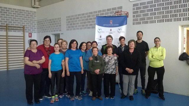 Un total de 61 municipios participarán en los talleres de deporte y salud.