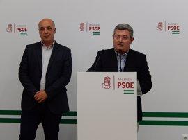 """PSOE-A lamenta el """"mercadeo"""" del PP con los PGE y el """"maltrato"""" del Gobierno a Andalucía"""