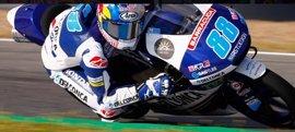 Jorge Martín se apunta su segunda pole del año en Moto3