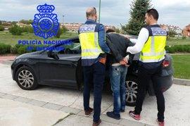 Detenidas seis personas que formaban una red para dar salida a múltiples efectos robados en Burgos