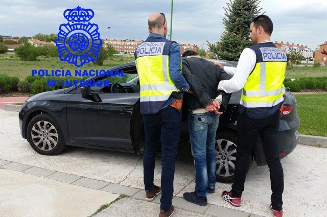 Burgos. Desmantelada la red de receptadores en la 'Operación Páramo II'