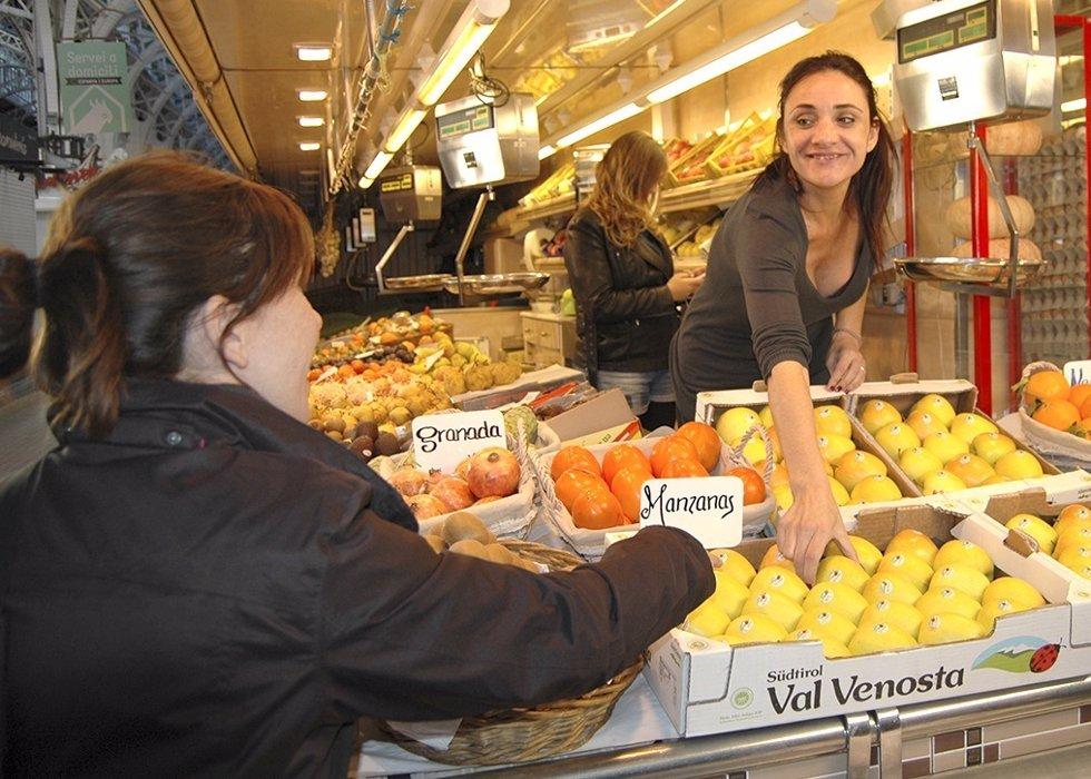 Los españoles no quieren fruta en su vida