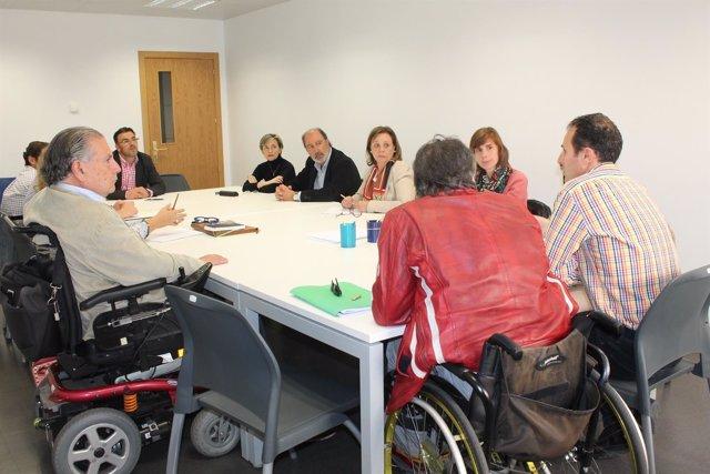 León. La Comisión de Accesibilidad estudia crear una ordenanza municipal