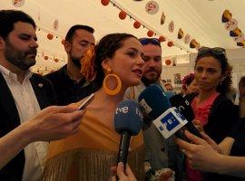 Arrimadas (Cs) espera que las urnas que prevé comprar el Govern sean para elecciones autonómicas