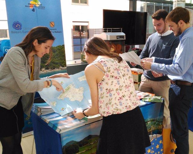 Baleares participa en las puertas abiertas instituciones europeas Bruselas
