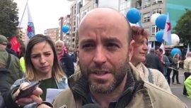 """En Marea contrapón o seu modelo de contratación pública """"social"""" fronte á """"privatizadora"""" e """"corrupta"""" do PP"""