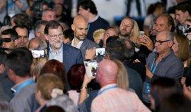 "Rajoy: ""Queremos para Venezuela lo mismo que para España"""