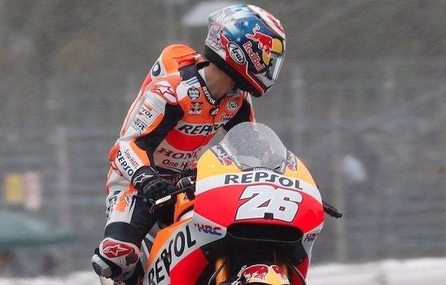 Dani Pedrosa Gran Premio España Jerez