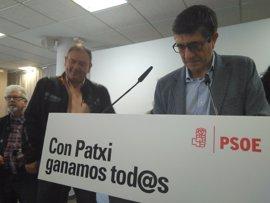 """Patxi López advierte a los militantes: """"La tripas piden sangre: si no sacamos la rabia, acabamos todos desangrados"""""""