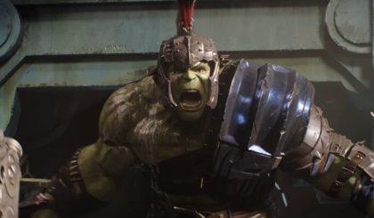 Hulk, del rodaje de Vengadores Infinity War al de Thor: Ragnarok